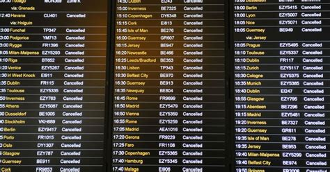 list of ryanair cancelled flights check if your