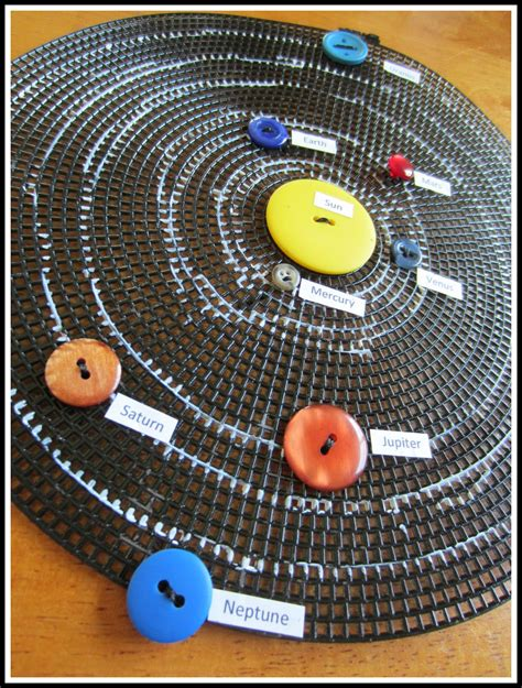 solar system craft projects diy solar system project pics about space