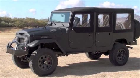 icon fj44 icon fj44 volcanic black ready for delivery youtube