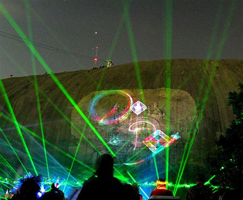 stone mountain laser light show greater atlanta nace meeting event information