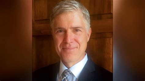Judge Neil Gorsuch Emerges as Leading Contender for ... Judge Neil Gorsuch