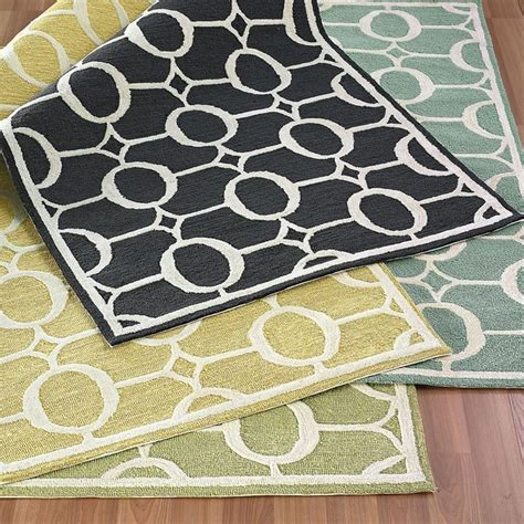 Contemporary Indoor Outdoor Rugs Rivington Indoor Outdoor Rug Contemporary Rugs By The Company Store