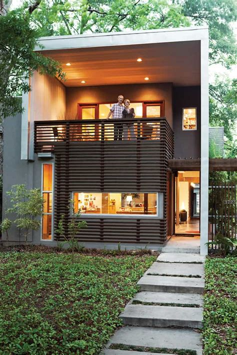 sustainable modern house in louisiana u s a