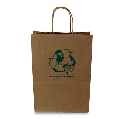 Paper Bag pb1315 kraft paper shopping bag