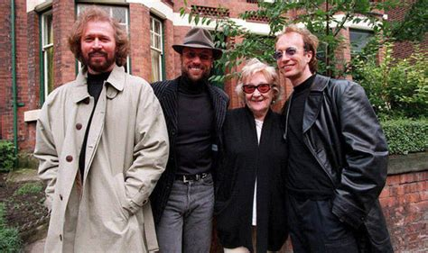 Wedding Song Bee Gees by Barbara Gibbs Of The Bee Gees Dies Aged 95