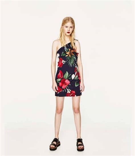 Dress Premium Zara Auntumn Mermaid beautiful floral dresses to give you a makeover design trends premium psd vector