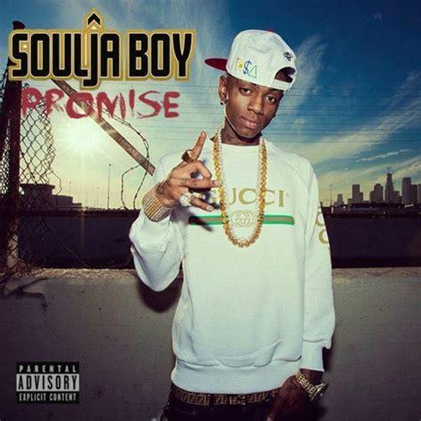 Soulja Boy Criminal Record Soulja Boy Reveals Cover For Quot Promise Quot Hiphopdx