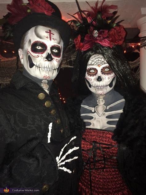 day   dead couple costume