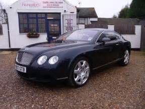 Used Bentleys Used Bentley Continental 2007 Blue Paint Petrol Gt 6 0 W12