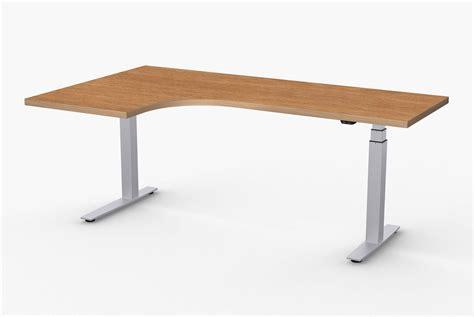 Ergonomic Corner Desk L Shaped Ergonomic Computer Desk Adjustable Height Desks