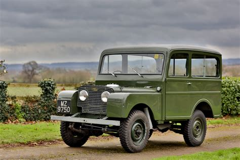 land rover sale 1950 land rover series i station wagon coachwork by