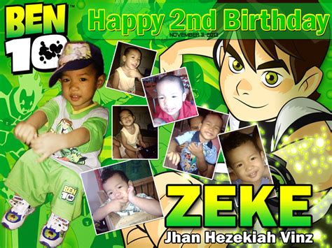 online layout for tarpaulin jhan hezekiah vinz s 2nd birthday tarp layout cebu