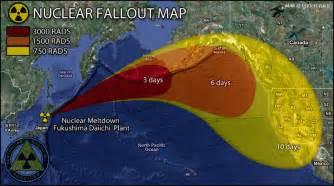 nuclear fallout map canada ecosocialism canada the evidence from fukushima nuclear