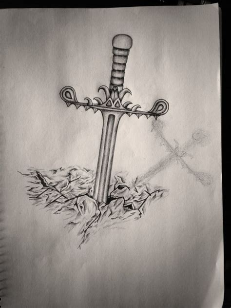 sword tattoo sword in design designs