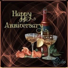 Happy Anniversary Toast Pictures, Photos, and Images for