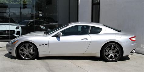 used maserati granturismo 2008 maserati granturismo stock 5895 for sale near