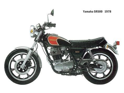 yamaha sr500 1978 wiring diagram binatani