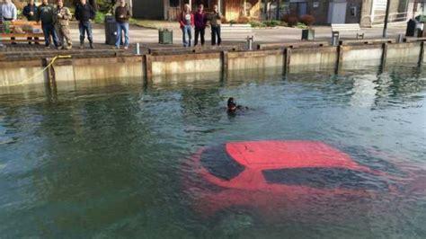 public boat launch tobermory insolite elle suit les indications de son gps et tombe