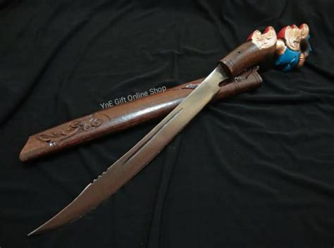 Jual Pisau Ukir Bali jual pisau golok tradisional pisau kepala wayang pisau