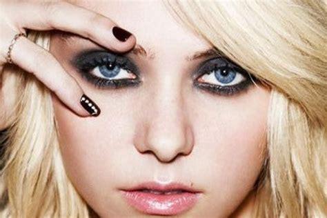 maquiagem estilo rock dicas de mulher