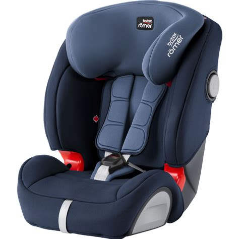 britax roemer kindersitz evolva  sl sict moonlight blue