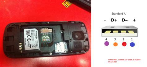 Lcd Hp Nokia 105 jalur pin out nokia 105 rm 908 teknik dasar servis hp