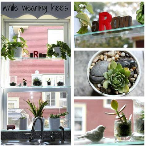 Window Shelf Decorating Ideas by Stationary Window Designs 20 Window Decorating Ideas With