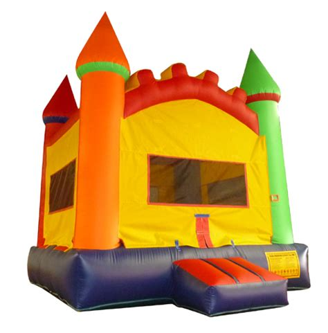 Jumpy House Rental by Castle Bounce House This Multi Color Jumper