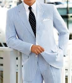 Sear Sucker Seersucker Summer Suit Personally I Think Searsucker Suit