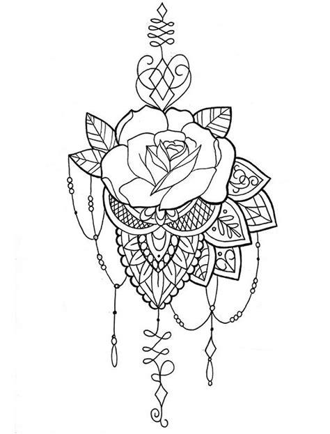 Desenhos Para Tatuagem - Sketchbook Rafael Henrique - R