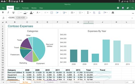 android file associations microsoft excel for android file extensions