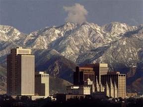 To Salt Lake City Hilly Areas Of The World Salt Lake City