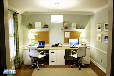 his and hers desk his and her organization station pinterest