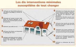 entreprise de couverture zinguerie controler sa toiture