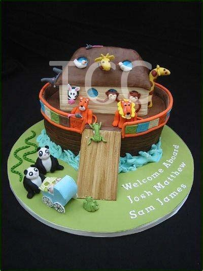 Noah's Ark > Children's Birthday Cakes > Shop by Occasion