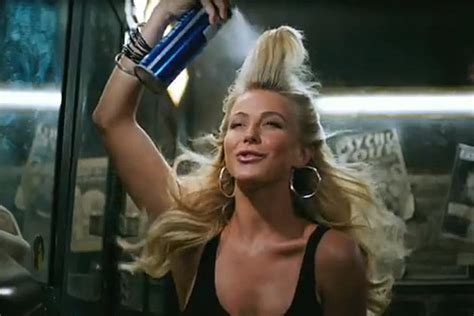 rock of ages hair julianne hough flaunts big hair in rock of ages movie