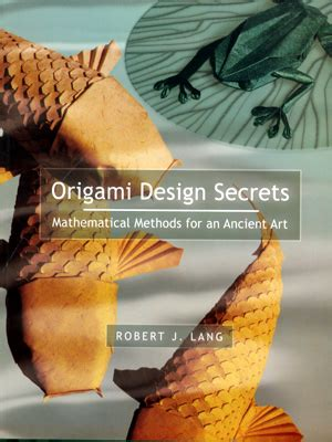 Origami Insects And Their Kin - 折纸昆虫及他们的家族 折纸设计的秘密 origami insects and their kin