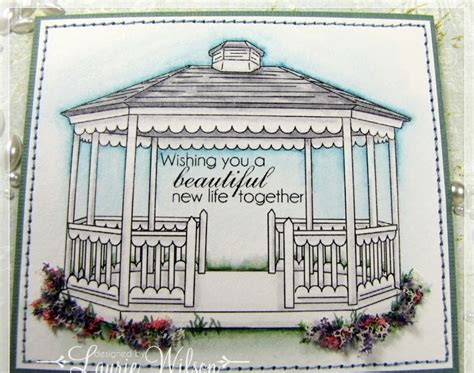 gazebo tutorial doodle pantry digital doodles cozy gazebo coloring