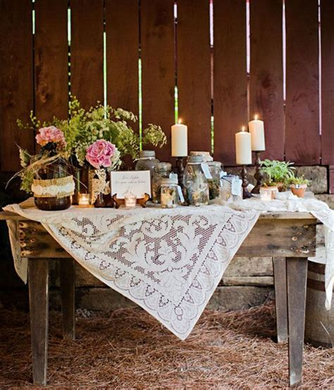 Throw Your Ultimate Distinctive Country Rustic Wedding To