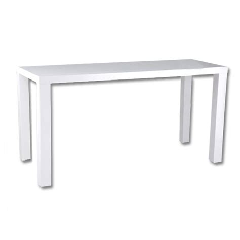 narrow bar table basic white narrow bar table buy wooden console tables