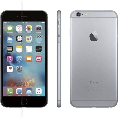 iphone 6 plus apple iphone 6 plus space grey 16gb 0888462039246 movertix mobile phones shop