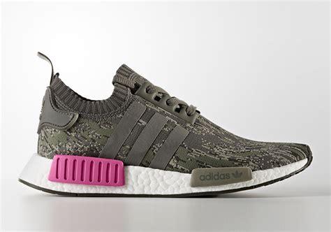 Sepatu Adidas Nmd R 1 Clear Blue Premium Quality adidas nmd r1 primeknit utility grey camo release date