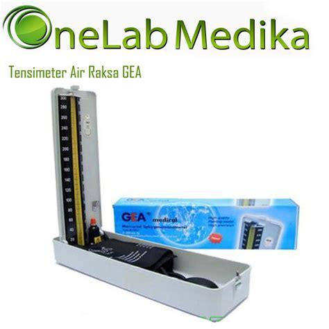 Tensimeter Raksa Gea by Tensi Meter Air Raksa Gea Onelab Medika