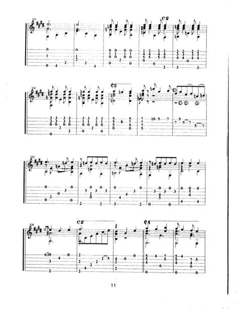Partituras de musica mexicana para guitarra