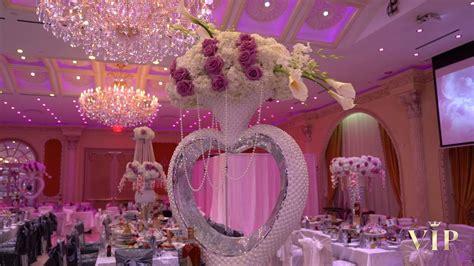 luxurious wedding decor youtube