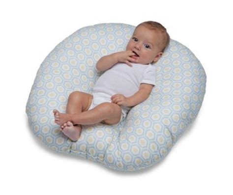 Baby Sleeping On Boppy Pillow by Newborn Must Haves Ali Damron