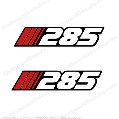 stratos boat decals for sale stratos quot 285 quot decal set of 2
