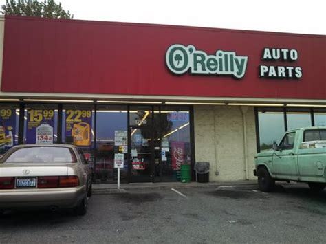 o reilly auto parts kirkland wa yelp