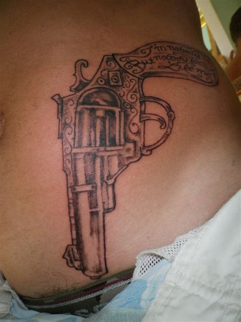 gun tattoos for females gun tattoos designs ideas and meaning tattoos for you
