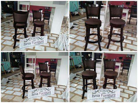 desain gerobak gorengan kayu kursi cafe model bar stool berbahan kayu desain ala ala